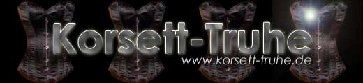Korsett Truhe - Online Shop f�r das Korsett